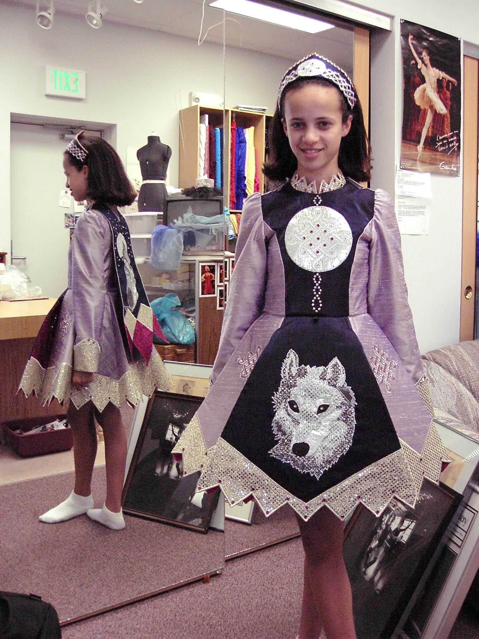 85d7a78171aab Ugly Solos: World's Ugliest Irish Dance Dresses: 2010